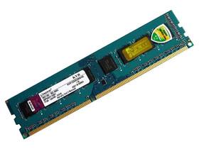 金士顿4GB DDR3 1333