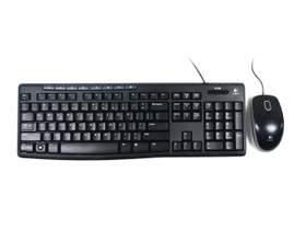 罗技MK200键鼠套装