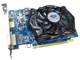 蓝宝石Radeon HD 6670 1GB GDDR5 白金版