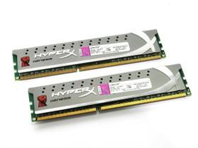 金士顿HyperX 4GB DDR3 1600(KHX1600C9D3X2K2)