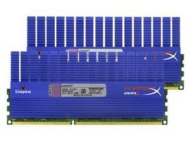 金士顿骇客神条 T1系列 8GB DDR3 1600(KHX1600C9D3T1K2/8GX)