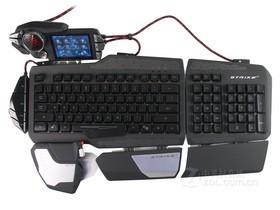 Mad Catz S.T.R.I.K.E.7终结者变形编程键盘(触摸屏)