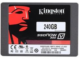 金士顿V300系列 240GB(SV300S37A/240G)
